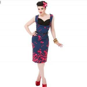 Lindy Bop Pin Up Dress
